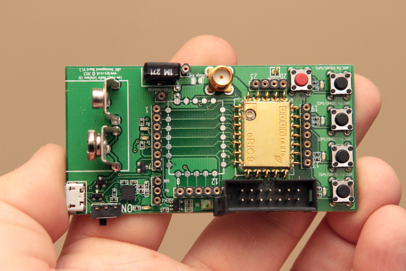 Meet Eric A Wireless System On Chip Thingamafob